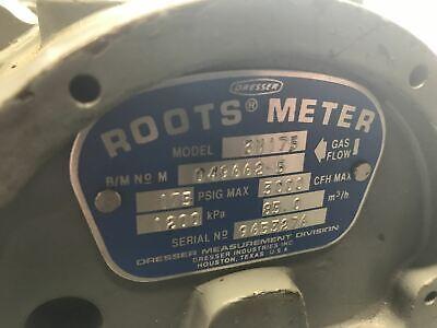 Dresser Roots Meter 3m175 049662-5