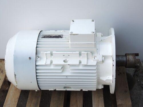 AEG AM160 LZ4A Q4 3-Phase AC Motor 15 KW / 17 KW at 50 Hz / 60 Hz