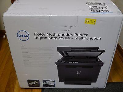 Brand New Dell All In One Laser Color Wireless Printer E525w