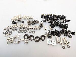 Honda CBR 1000 RR SC59 Verkleidungs Schrauben Schraubensatz screw bolts 08-11 II