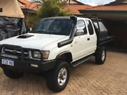 99 Hilux Turbo Diesel 4x4 Kinross Joondalup Area Preview