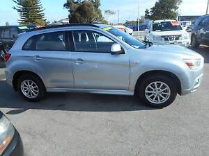 2011 Mitsubishi ASX Wagon Perth Perth City Area Preview