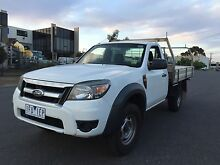 Ford ranger Hi Rider 2010 model rwd 5 speed manual 3ltr turbo diesel Campbellfield Hume Area Preview