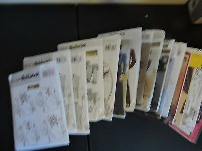 Adult/ chi vintage & History Costume Patterns Group 2 - You Pick - Read Listing