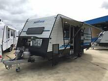 2016 Nextgen Blackline Ensuite Bunk / Family Semi-Offroad Caravan Clontarf Redcliffe Area Preview