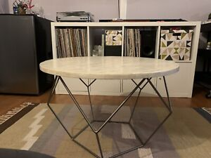 Sold West Elm Origami Coffee table (Medium) in Santa Monica - letgo | 225x300