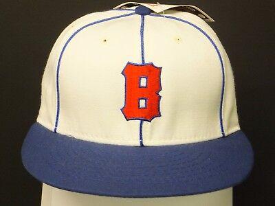 49fc3b65c80 Size 7 1 2 Baltimore Elite Giants 1939 Negro League Museum Replica Baseball  Hat