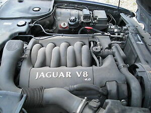 jaguar v8 engine ebay. Black Bedroom Furniture Sets. Home Design Ideas