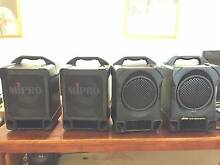 Mipro portable speaker systems Melba Belconnen Area Preview