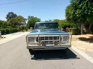 Ford f100 trayback. High Wycombe Kalamunda Area Preview