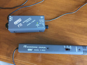 Optex Wireless Microphone system