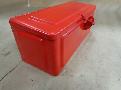 Tractor Toolbox Universal Fits Allis Chalmers Case Ford Massey Farm All
