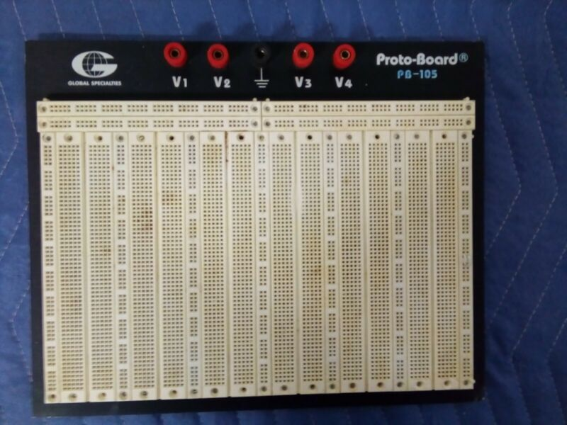 Global Specialties Proto- Board PB-105
