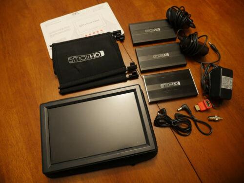 """SmallHD DP1x 8.9"""" HD LCD Field Monitor Bundle"""