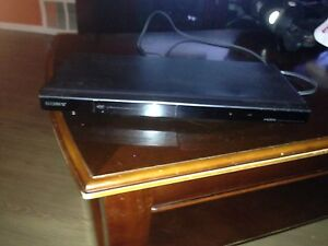 Sony DVDs player