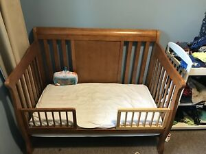 Crib, ( converts to a Day bed, Double bed) EUC $150