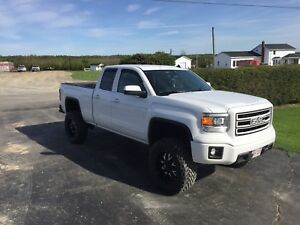 2014 sierra 1500 lifted
