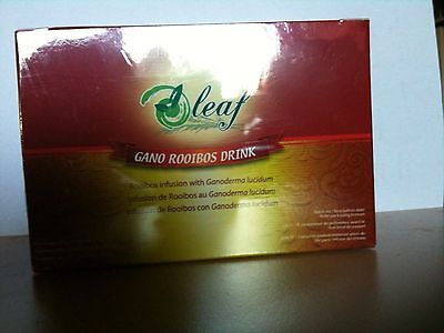 Gano Excel Oleaf Gano Rooibos Drink (Tee) mit Ganoderma Lucidum Extrakt Reishi