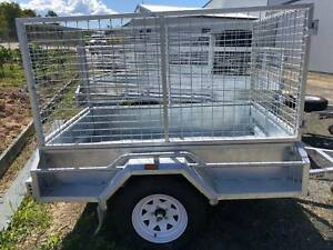 Heavy Duty 7 x 4 Package Single Axle Morisset Lake Macquarie Area Preview