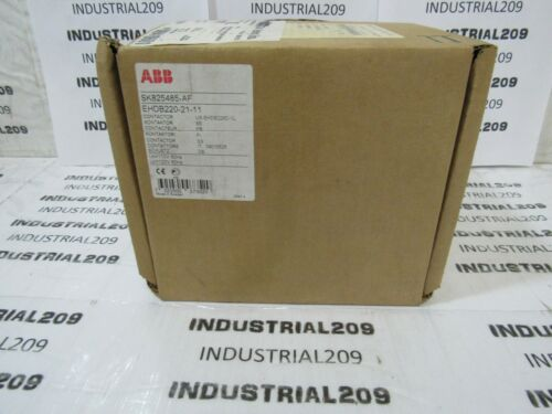 ABB SPECTRUM CONTACTOR EHDB220 SK825485-AF NEW IN BOX