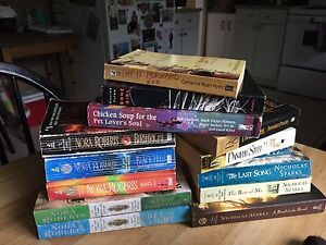 Female adult books misc--all for $10