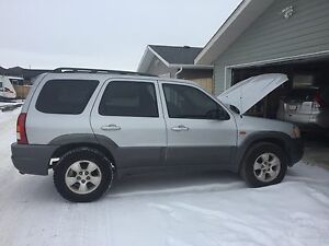 2003 Mazda Tribute *Need Gone*