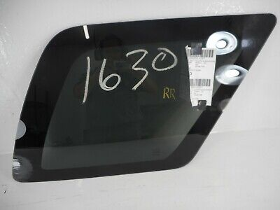 08-12 Ford Escape Quarter Window Glass Rear Right Passenger OEM Privacy