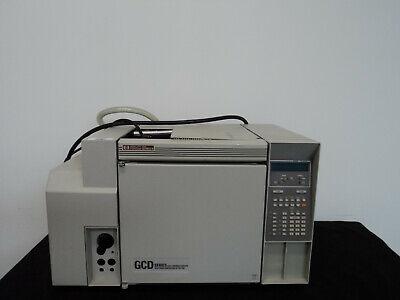 Hewlett Packard Hp Agilent 5890 Series Ii 5890a Gas Chromatograph Gcms