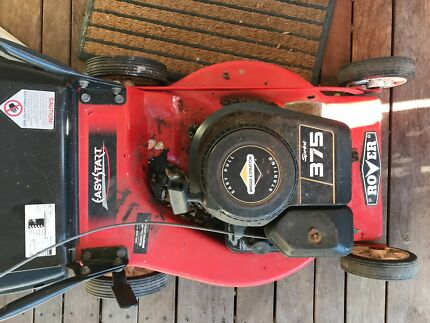 Rover Easy Start Mower with Briggs & Stratton Sprint 375 Motor