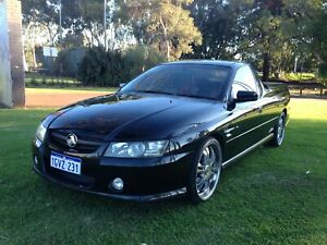 2005 HOLDEN COMMODORE VZ SS Z V8 AUTO UTE $8999 with 1 YEAR WARRANTY Leederville Vincent Area Preview