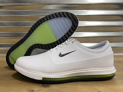 Nike Air Zoom Victory Tour OC Golf Shoes Air Max White Silver SZ ( 904774-100 ) Air Zoom Tour Shoes