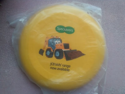 NEW Promotional 'Specsavers' Yellow Frisbee