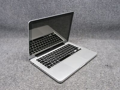 "Apple MacBook A1278 13.3"" Unibody Laptop with Intel Core 2 Duo *No Battery*"
