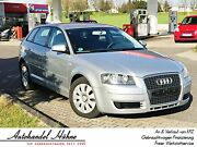 Audi A3 Sportback 1.6 FSI Attraction Standheizung AHK