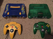 RETRO Video Games and Consoles - N64, Snes, Nes, GCube, Wii, Ps2 Burnside Burnside Area Preview