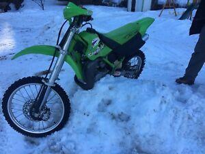 1999 Kx100 (2-stroke)