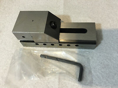 2 Precision Grinding Toolmaker Screwless Vise