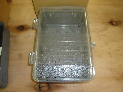 Paragon Electric Company Enclosure Clear Plastic 4010p Free Shipping