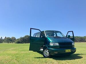 VW T4 Caravelle camper van w/ air con, long rego (Transporter) Bronte Eastern Suburbs Preview