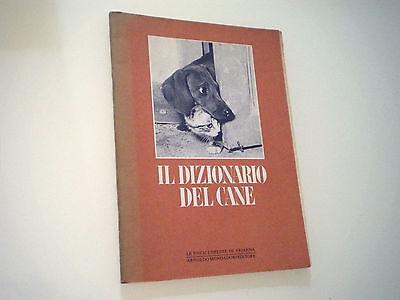 IL DIZIONARIO DEL CANE A CURA DI LOUIS MUEC ARIANNA 1969