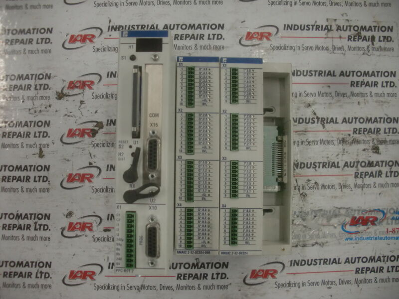 REXROTH INDRAMAT SERVO DRIVE  PPC-R01.2N-N-S1-FW