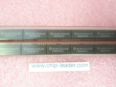 28x Motorola Mcm511001aj70 Ic Nibble Mode Dram 1mx1 70ns Cmos Pdso-20