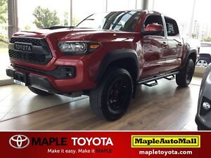 2017 Toyota Tacoma V6 4X4 *TRD PRO* 1 OWNER TOYOTA CERTIFIED