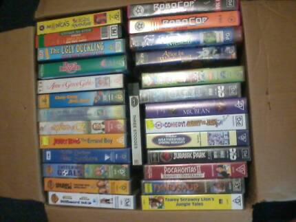 Disney Vhs Gumtree Australia Free Local Classifieds