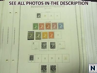 NobleSpirit No Reserve (RB) FALKLAND ISLANDS 1883-2000 M&U Pages =$1, 000+ CV!