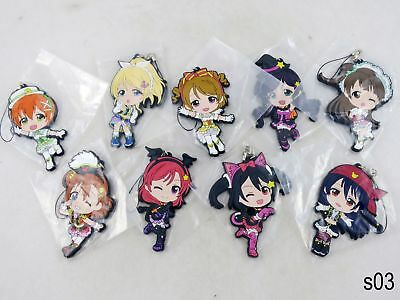 Choose One   Love Live  Dancing Stars On Me  Halloween  Rubber Strap Kyunchara