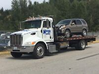 24HR Towing & Recovery Keegz South Country Towing
