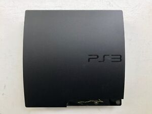 PS3 Slim with 7 games and 3 controllers