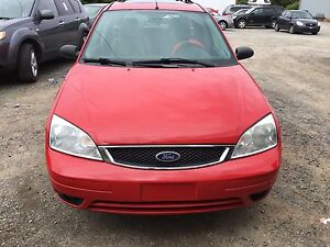 2007 Ford Focus Fully loaded