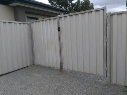 Wanted: Colorbond fence gate repair